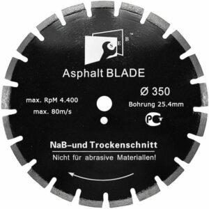 almaznyy disk po asfaltu